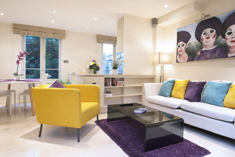 Powis Square Apartment - Notting Hill, West London