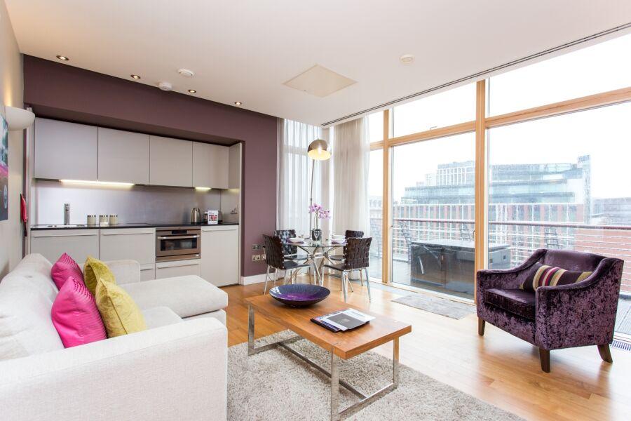 Park Place Apartments - Leeds, United Kingdom