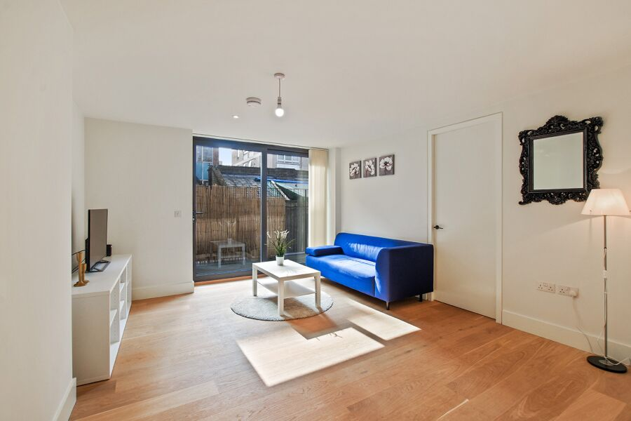 Hatton Wall Apartment - Camden, North London