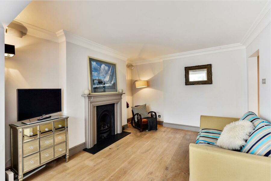 Brunswick Apartment - Kensington, Central London