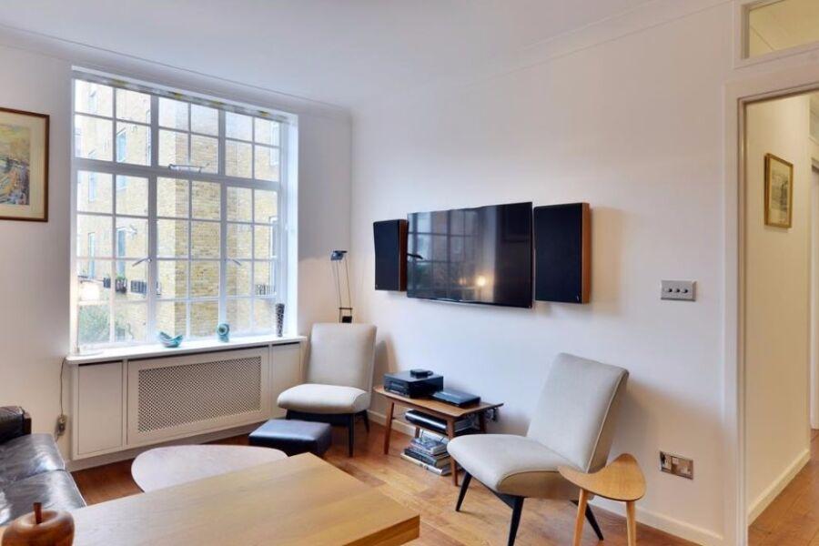 Chelsea Pod Apartment - Chelsea, Central London