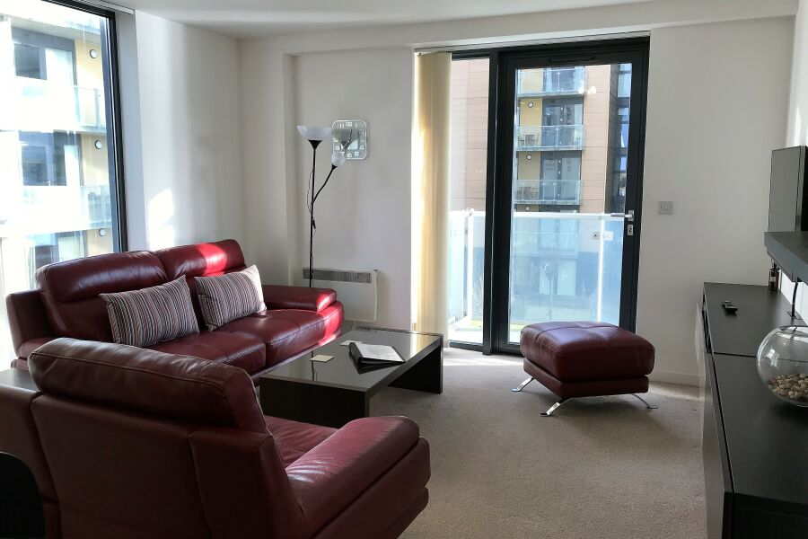 Meadowside Quay Apartment - Glasgow, United Kingdom
