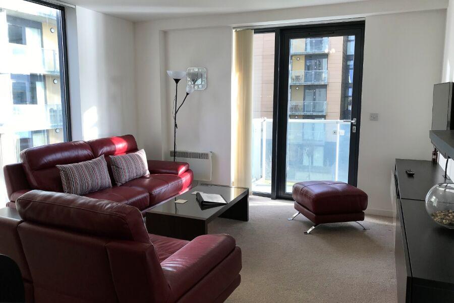 Meadowside Quay Apartment - Glasgow, United Kingdom
