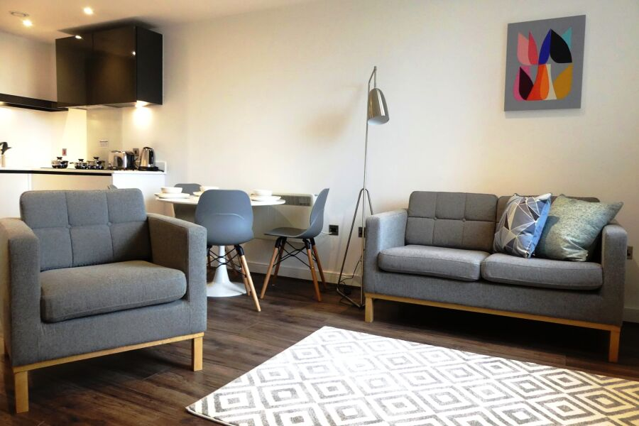 Churchill Place Apartments - Basingstoke, United Kingdom