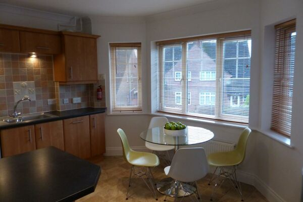 Dining Area, St. Raphael House Serviced Apartments, Basingstoke
