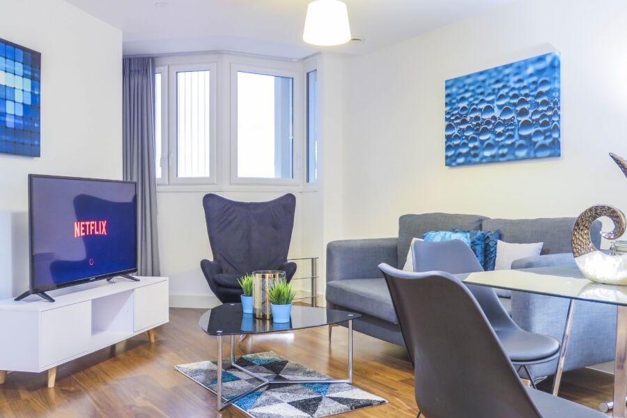 Hagley Road Apartments - Birmingham, United Kingdom