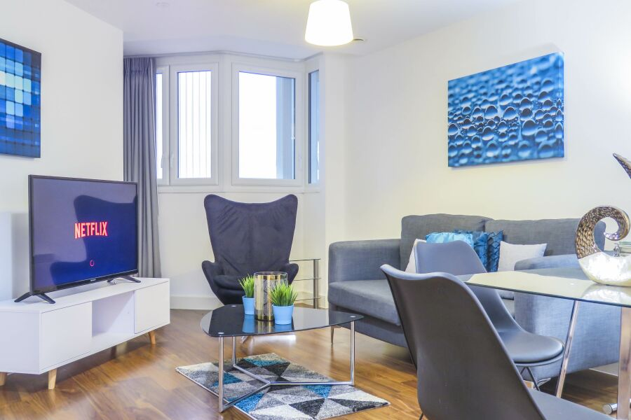 Hagley Road Apartments - Birmingham, United Kingdom