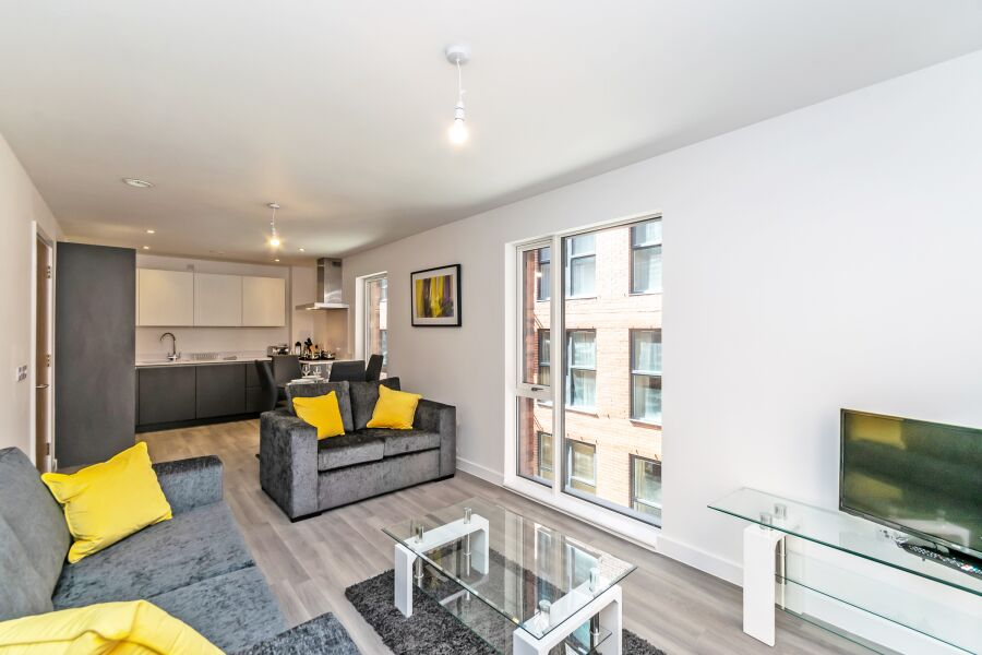 Halo House Apartments (NV) - Manchester, United Kingdom