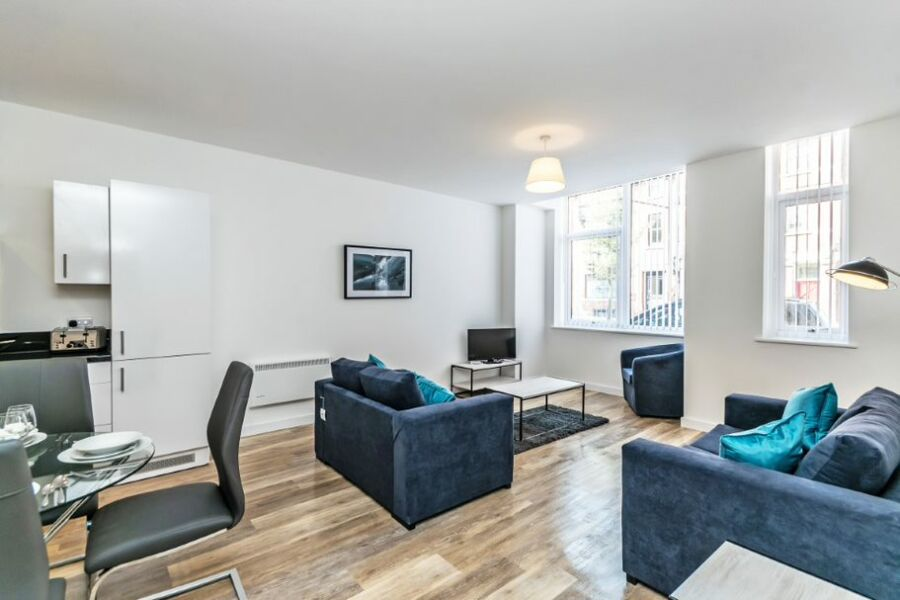 City Suites Apartments (NV) - Chester, United Kingdom