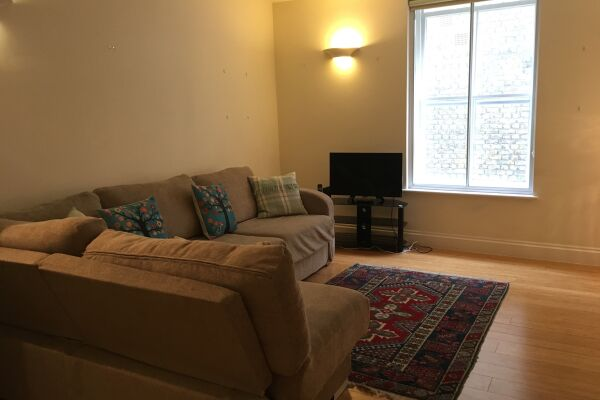 Living Area, Monument Executive Serviced Apartments, London