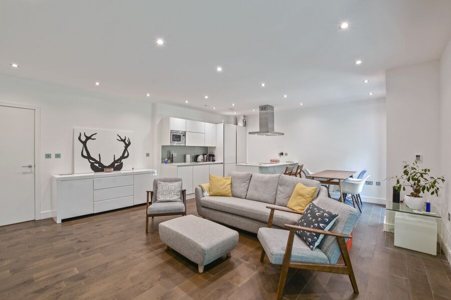 Paton Street Apartment - Clerkenwell, The City