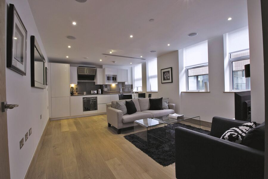 Red Lion Court Apartment - Holborn, Central London