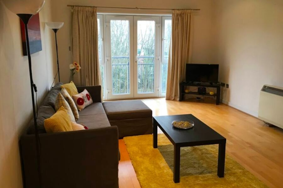 The Riverside Apartment - Leicester, United Kingdom