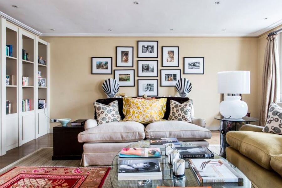 Cornwall Gardens III Accommodation - South Kensington, Central London