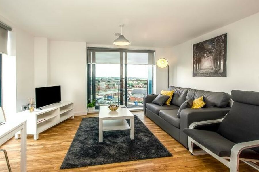 Aire Apartments - Leeds, United Kingdom