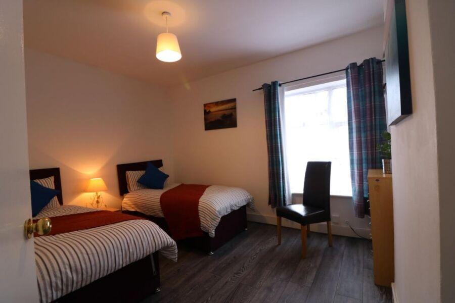 Milton House Accommodation - Luton, United Kingdom