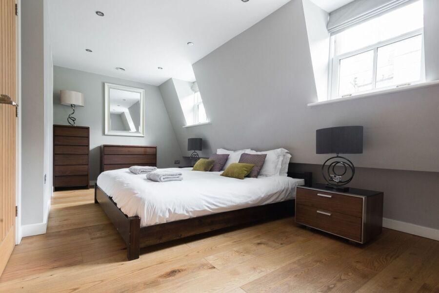 Escalier Mews Accommodation - Paddington, Central London