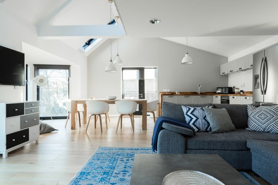 Cliffside Loft Apartment - Bath, United Kingdom