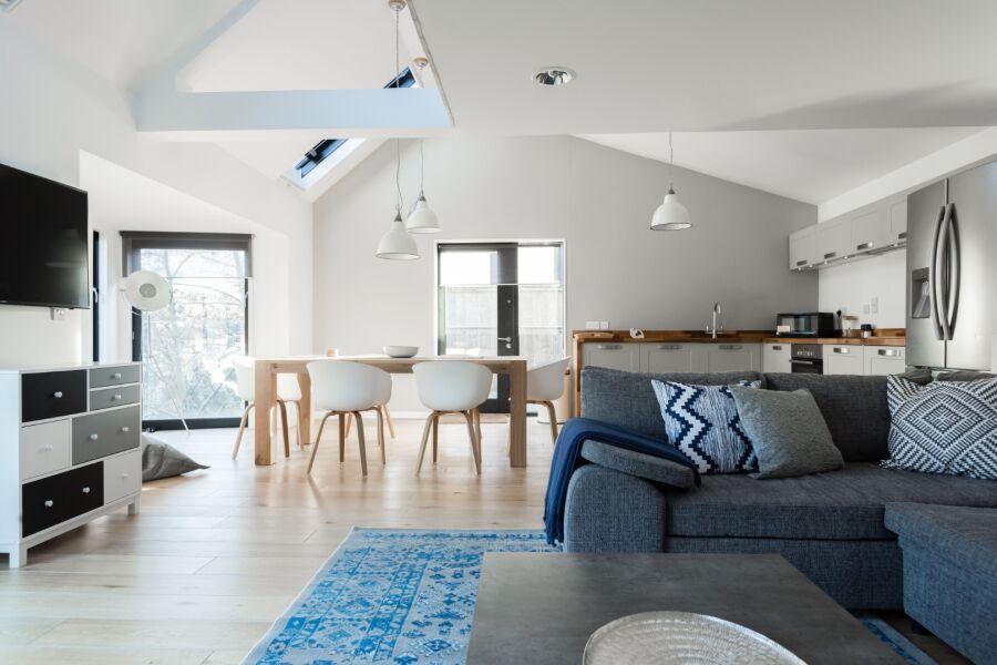 Cliffside Loft Apartment - Bath, United Kingdom