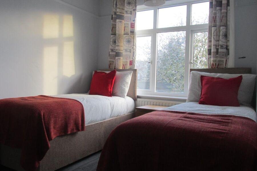 Exton House Accommodation - Luton, United Kingdom