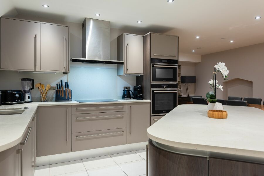 Norfolk Townhouse Accommodation - Paddington, Central London