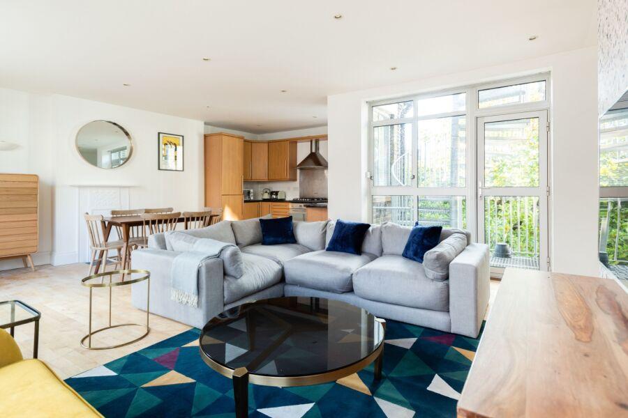 Northington Heights Apartment - Holborn, Central London