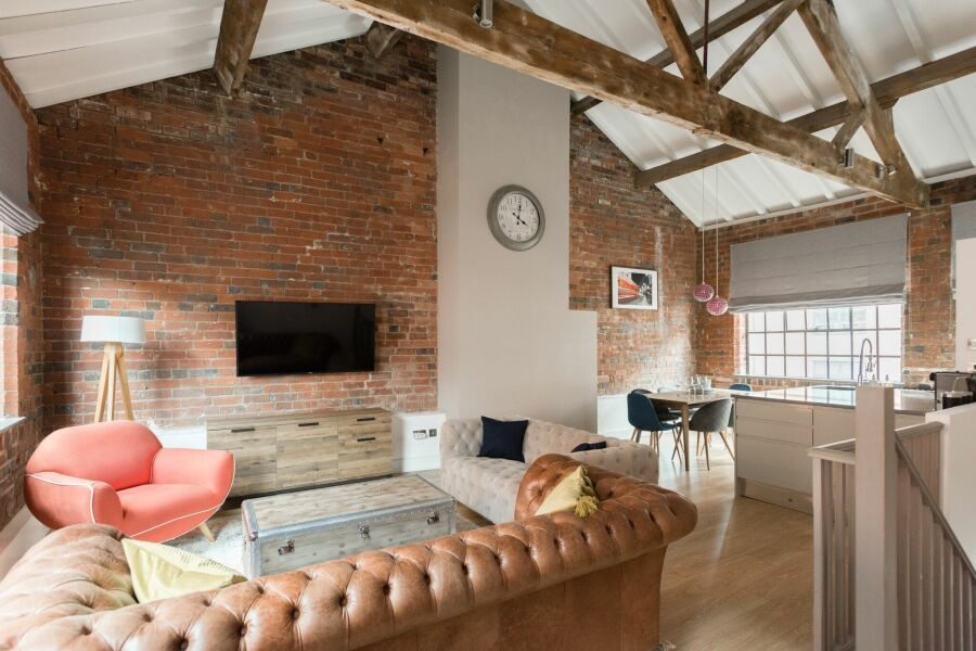 Warehouse Loft Apartment - Birmingham, United Kingdom