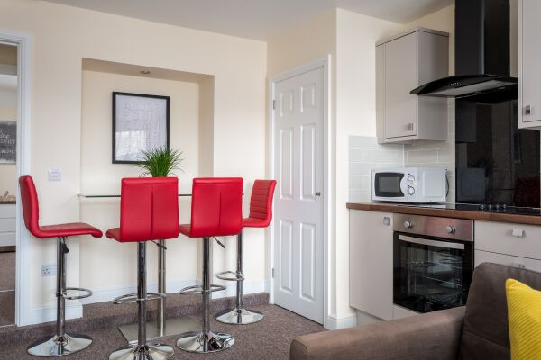 Town Centre Apartment - Cheltenham, Gloucestershire