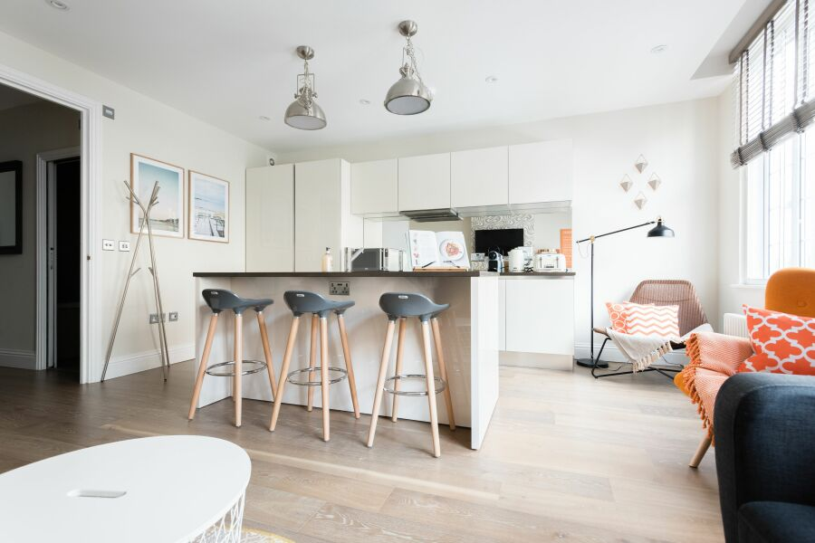 Oxford Street Studio Apartment - Paddington, Central London