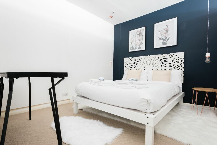 Paddington Studio  Apartment - Paddington, Central London