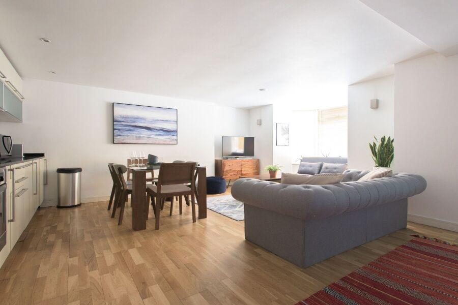 Paddington Maisonette Accommodation - Paddington, Central London