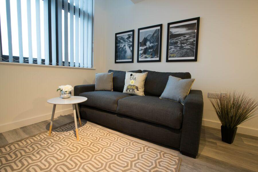 Parker Street Apartments - Liverpool, United Kingdom