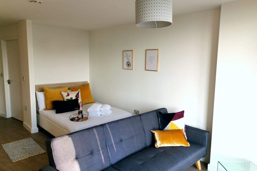 The Bank Apartment - Birmingham, United Kingdom