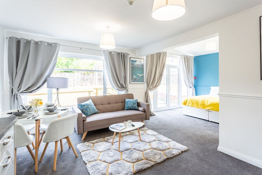 Palmerston House Apartments - Southend-on-Sea, Essex