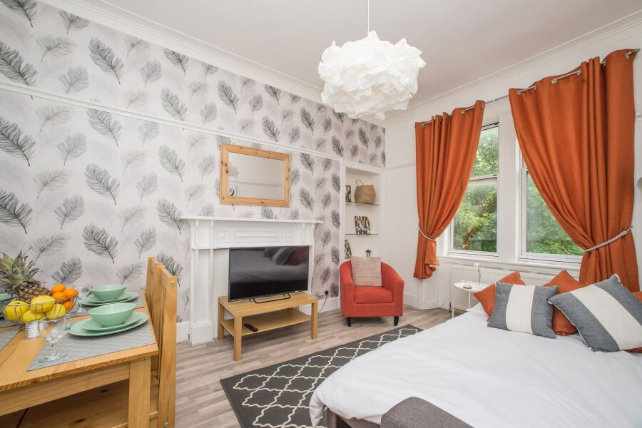 Hamilton West Apartment - Hamilton, Lanarkshire