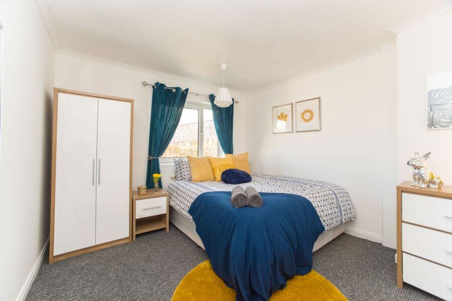 Kenmar House Accommodation - Hamilton, Lanarkshire