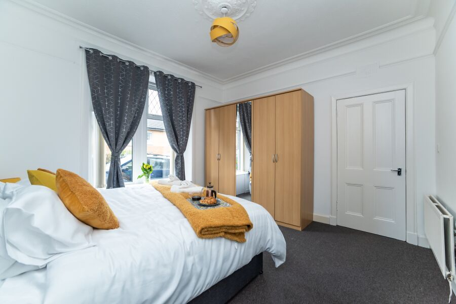 Albion Apartment - Coatbridge, North Lanarkshire