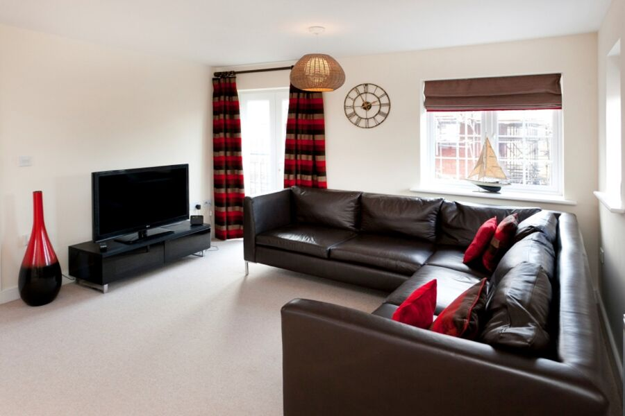 The Coach House Apartment - Castle Donington, Derby