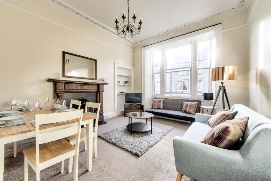 Henderson Row Apartment - Edinburgh, United Kingdom