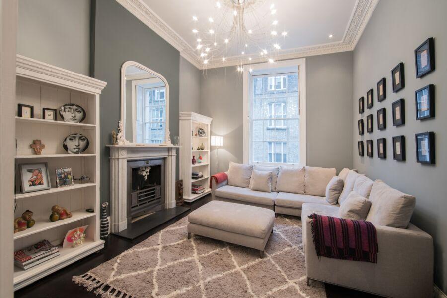 York Street House Accommodation - Marylebone, Central London