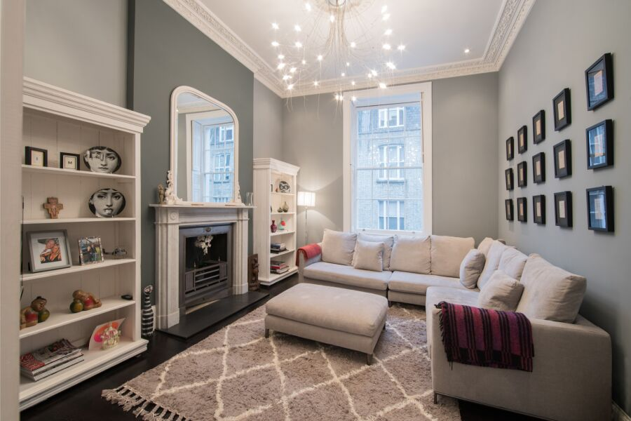 York Street House Accommodation - Marylebone, Central London