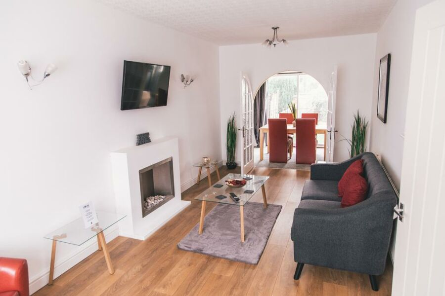 Dovercourt Apartments - Birmingham, United Kingdom