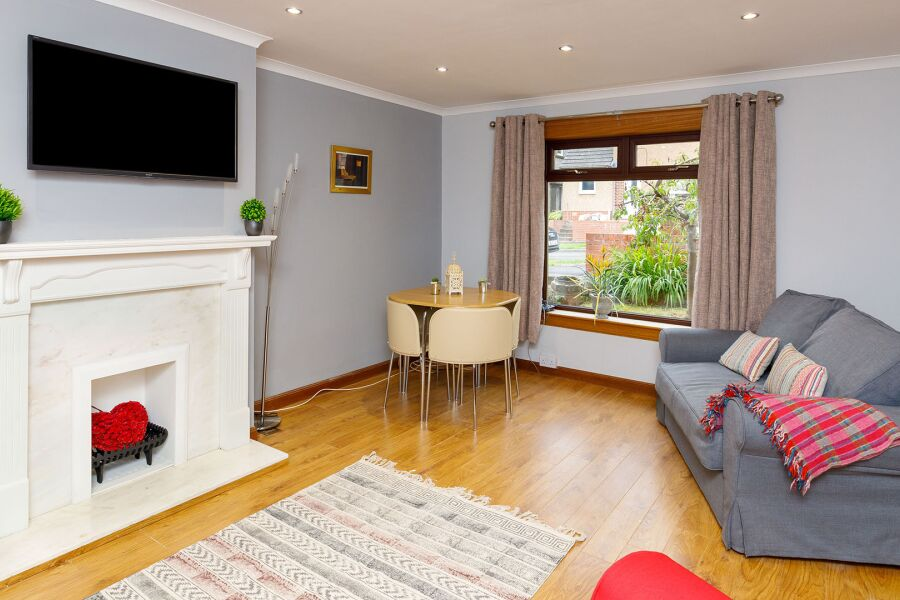 Inglewood Apartment - Alloa, Clackmannanshire