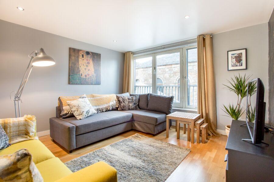 Merchant's Apartment - Glasgow, United Kingdom