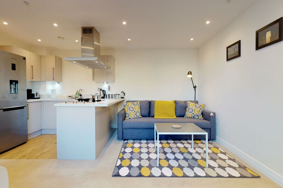 Empire House Apartment - Welwyn Garden City, United Kingdom