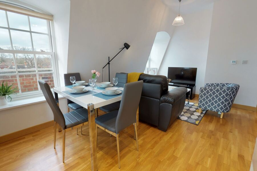 Denmark House Apartment - Welwyn Garden City, United Kingdom