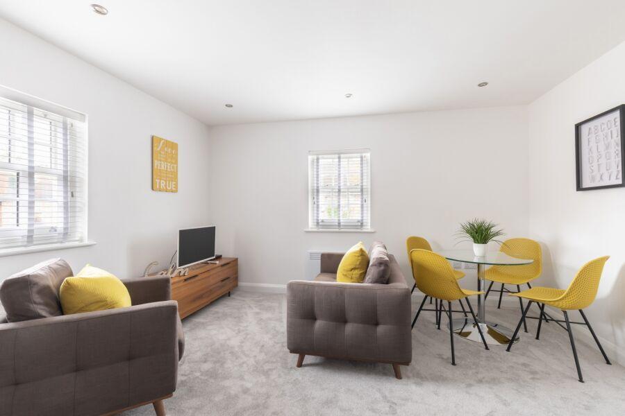 3 Murray House Apartment - Cheltenham, United Kingdom