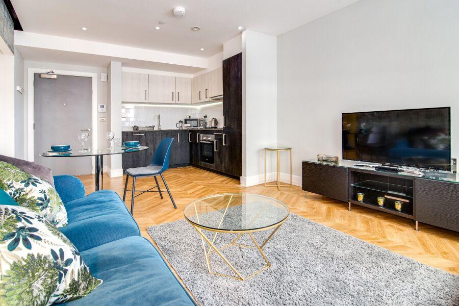 Central Birmingham Apartments - Birmingham, United Kingdom