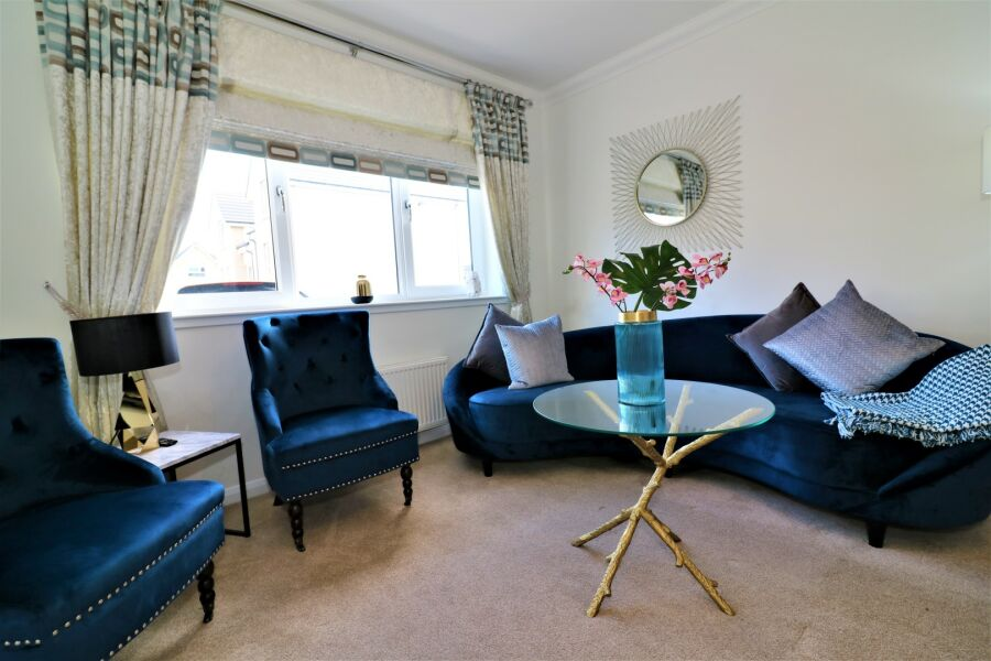 MacNeish House Accommodation - East Kilbride, Lanarkshire