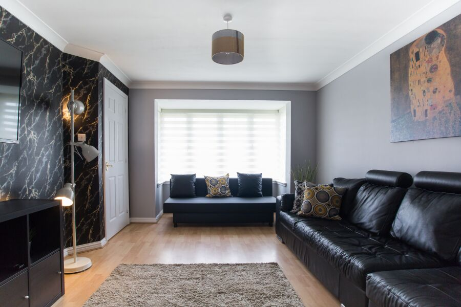 Muir House Accommodation - Motherwell, North Lanarkshire